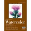 Strathmore 400 Series Watercolor Pads - 9 x 12 in Cold Press 300gsm (140lb)