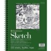 Strathmore 400 Series Recycled Sketch Pads - 9 x 12 in Fine Surface 89gsm (60lb)
