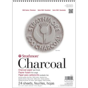 Strathmore 500 Series Charcoal Paper