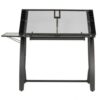 Studio Designs Futura Luxe Table Pewter Front View
