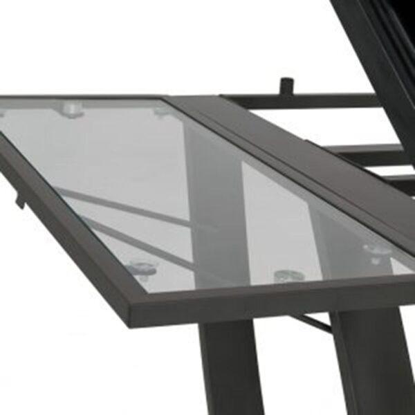 Studio Designs Futura Luxe Table Pewter Shelf