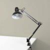 Studio Designs Swing Arm Lamp Black Usage