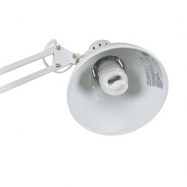 Studio Designs Swing Arm Lamp White Detail