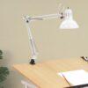 Studio Designs Swing Arm Lamp White Usage