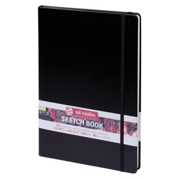 Talens Art Creation Sketch Books - Blue 140g/90lbs 8.3 x 11.7in (A4)