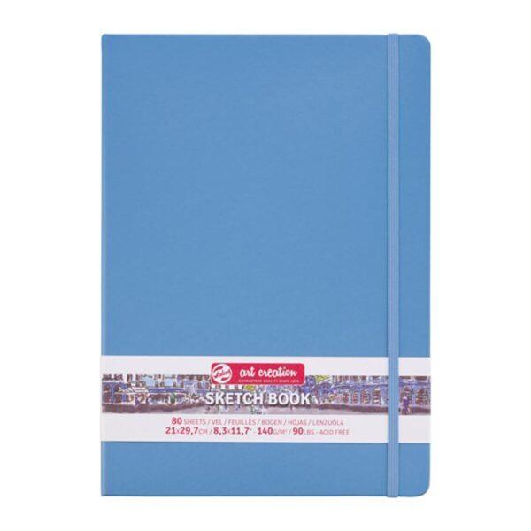 Talens Art Creation Sketch Book Blue 9 x 12