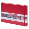 Talens Art Creation Sketch Books - Red 140g/90lbs 8.26 x 5.8in