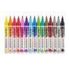 Talens Ecoline Brush Pen Set 15 Piece Open