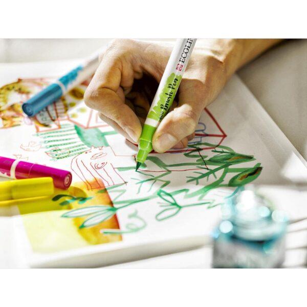 Talens Ecoline Brush Pen Glamour