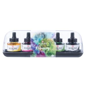 Talens Ecoline Liquid Watercolor Set 5 x 30ml