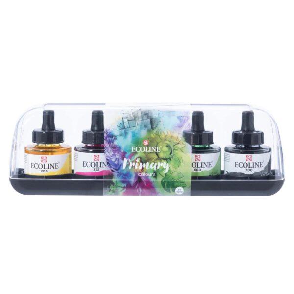 Talens Ecoline Liquid Watercolor Set 5 x 30ml