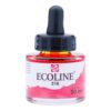 Talens Ecoline Liquid Watercolors - Carmine 318 30 ml (1 OZ)