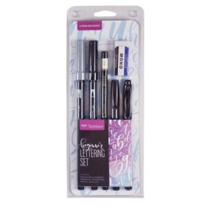 Tombow Beginners Lettering Set