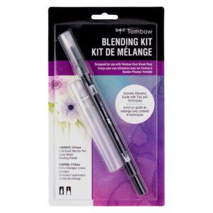 Tombow Dual Brush Pen Blending Kit Packaged