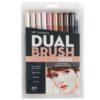 Tombow Dual Brush Pen Set Portrait