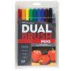 Tombow Dual Brush Pen Sets
