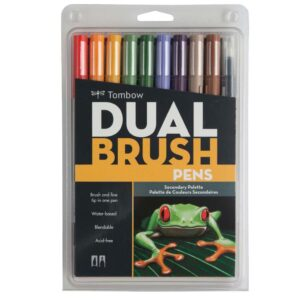 Tombow Dual Brush Pen Set Secondary