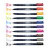 Tombow Fudenosuke Marker Brush Pen Open