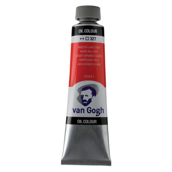 Van Gogh Oil Colors - Madder Lake Light 327 40 ml (1.35 OZ)