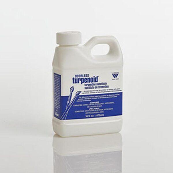 Weber Odorless Turpenoid - Plastic Bottle 473 ml (16 OZ)