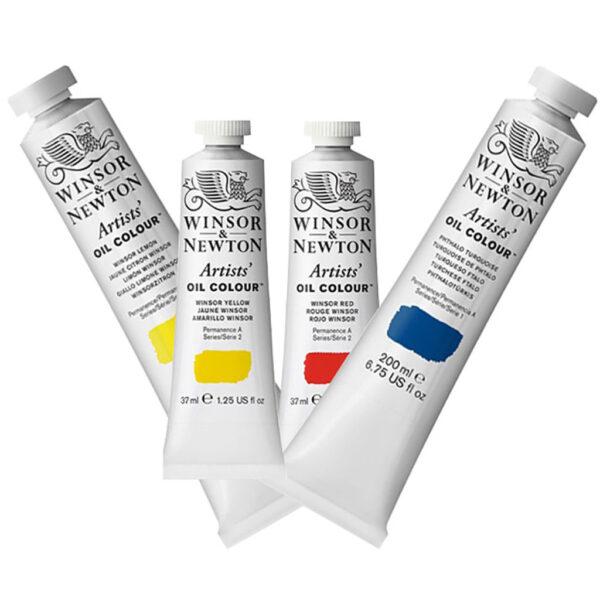 Winsor & Newton Artist Oil Colors