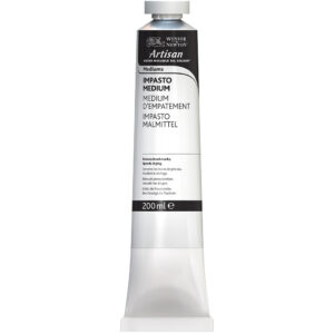 Winsor and Newton Artisan Water Mixable Impasto Mediums - 200ml (6.76 OZ)