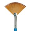 Winsor and Newton Cotman Watercolor Brushes - Fan Size 6