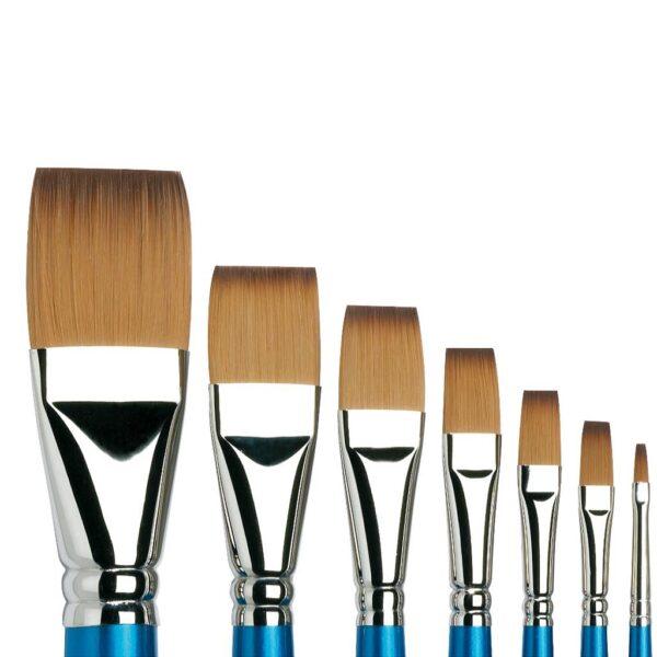 Winsor and Newton University Brushes