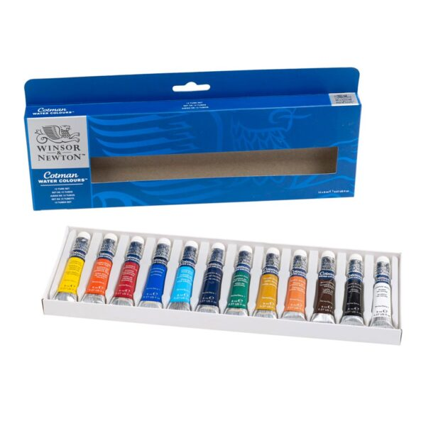 Winsor and Newton Cotman Watercolor Tube Sets