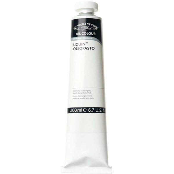 Winsor and Newton Liquin Oleopasto 200 ml (6.76 FL/OZ)