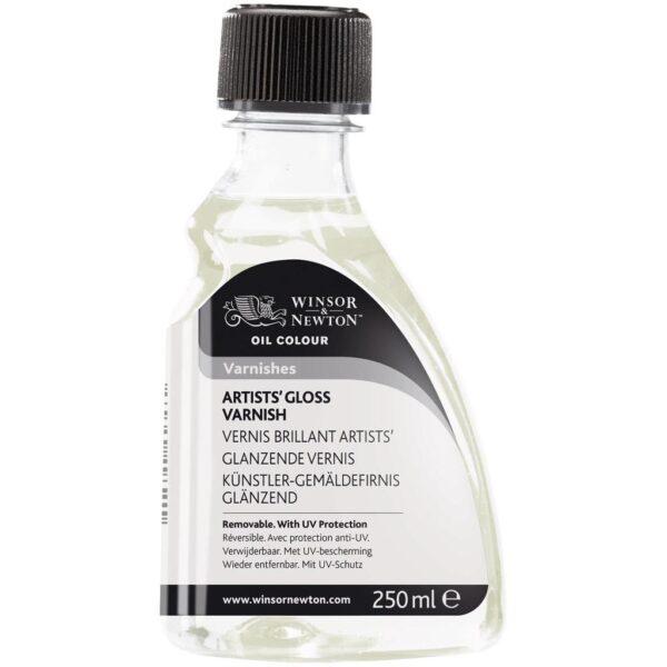 Winsor and Newton Artists Varnish - Gloss 250 ml (8.4 OZ)