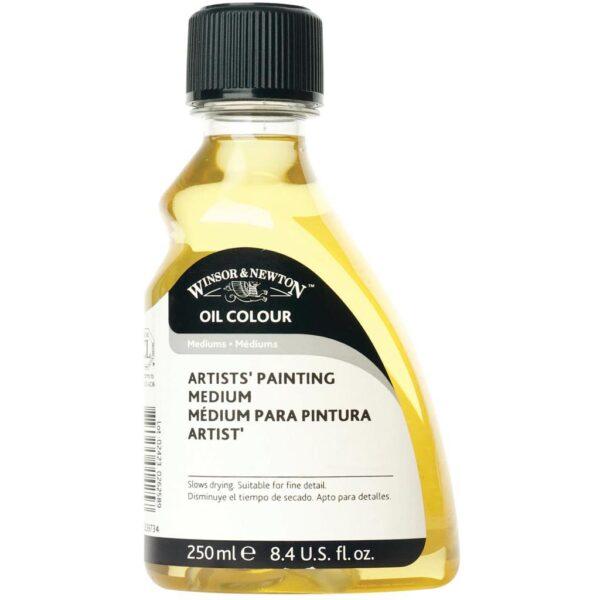Winsor and Newton Artist Painting Mediums - 250 ml (8.4 OZ)