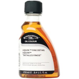 Winsor and Newton Liquin Fine Detail - 250 ml (8.4 OZ)