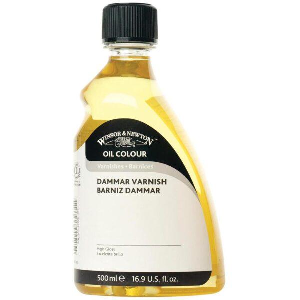 Winsor and Newton Dammar Varnish - 500 ml (16.9 OZ)