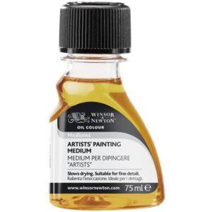 Winsor and Newton Artist Painting Mediums - 75 ml (2.5 OZ)
