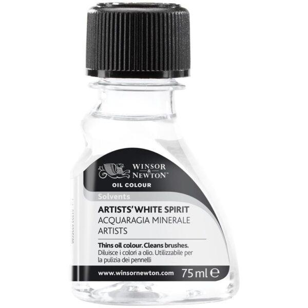 Winsor and Newton Artist White Spirit 75 ml (2.5 OZ)