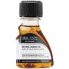 Winsor and Newton Drying Linseed Oil 75 ml (2.5 OZ)