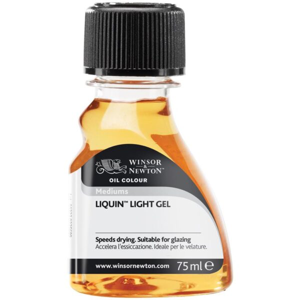 Winsor and Newton Liquin Light Gel - 75 ml (2.5 OZ)