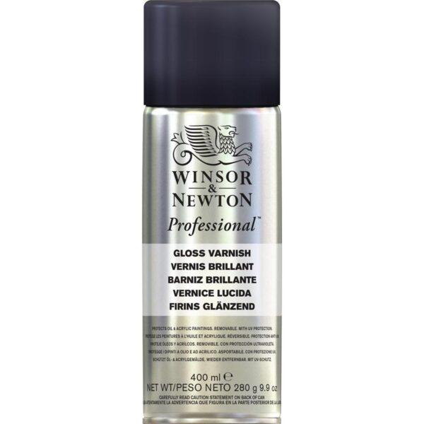 Winsor and Newton Spray Professional Varnish