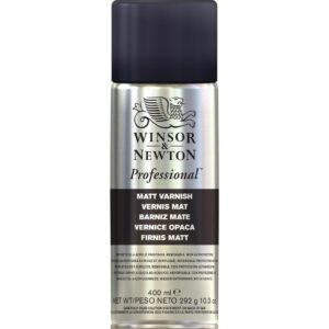 Winsor and Newton Spray Professional Varnish - Matte 10.41 oz (295g)
