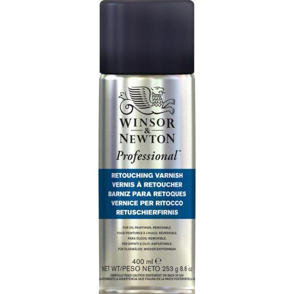 Winsor and Newton Aerosol Retouch Varnish Gloss 10.26 oz (291g)