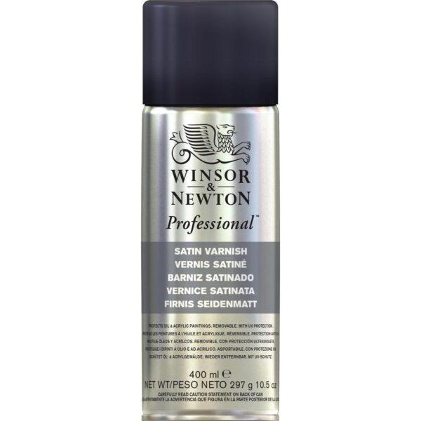 Winsor and Newton Spray Professional Varnish - Satin 10.41 oz (295g)