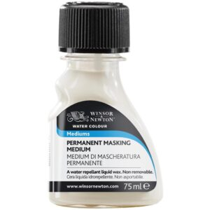 Winsor and Newton Permanent Masking Fluid 75 ml (2.5 OZ)