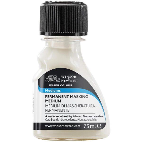 Winsor and Newton Permanent Masking Fluid 75 ml (2.5 OZ)