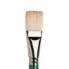 Winsor and Newton Winton Hog Bristle Brushes - Long Handle Bright size 14