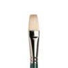 Winsor and Newton Winton Hog Bristle Brushes - Long Handle Flat size 10