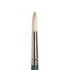 Winsor and Newton Winton Hog Bristle Brushes - Long Handle Round size 10