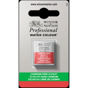 Winsor and Newton Artist Watercolor Half Pans