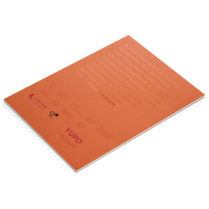 Legion Yupo Watercolor Paper Pads - Bright White 11 x 14 in Smooth Surface 200gsm (74lb)