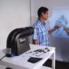 Artograph Tracer Projector Use